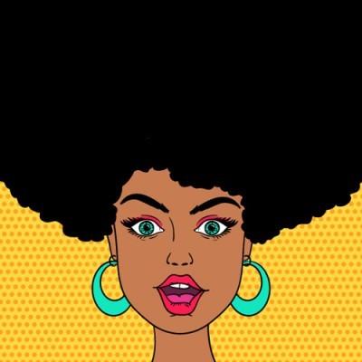 Άφρο Γυναίκα