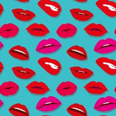Κόκκινα χείλη