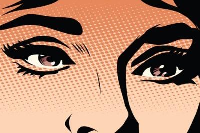 Καφέ μάτια