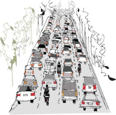 Κυκλοφοριακή συμφόρηση