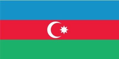 Αζερμπαϊτζάν, Σημαίες του κόσμου, Image Gallery