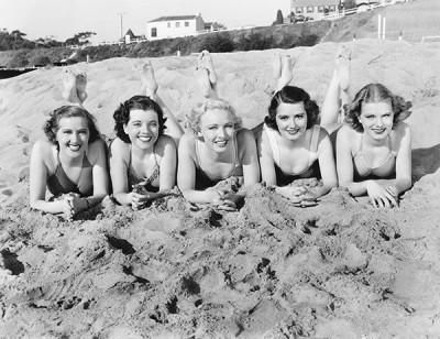 Γυναίκες στην παραλία, Άνθρωποι, Image Gallery