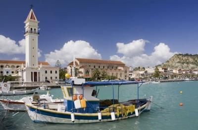 Ζάκυνθος λιμάνι