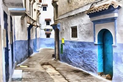 Σοκάκι στο νησί, Ελλάδα, Image Gallery