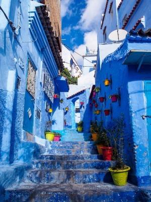 Μπλε σπιτάκια, Ελλάδα, Image Gallery