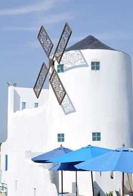 Ανεμόμυλος, Ελλάδα, Ταπετσαρίες Τοίχου