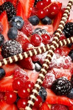 Τάρτα με φρούτα