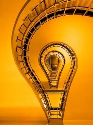 Εφέ σκάλες, Φόντο - Τοίχοι, Image Gallery