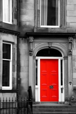 Κόκκινη πόρτα, Φόντο - Τοίχοι, Image Gallery