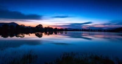 Όμορφη νύχτα της άνοιξης