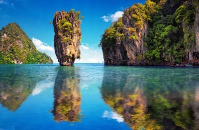 Όμορφη φύση της Ταϊλάνδης