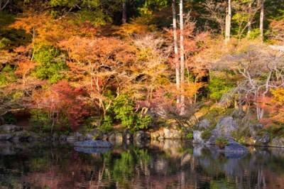 Φθινόπωρο στη λίμνη