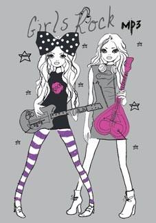 Κορίτσια ροκ