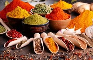 Πολύχρωμα Μπαχαρικά, Φαγητό, Image Gallery