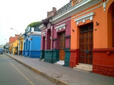 Μπαράνκο, Λίμα, Περού
