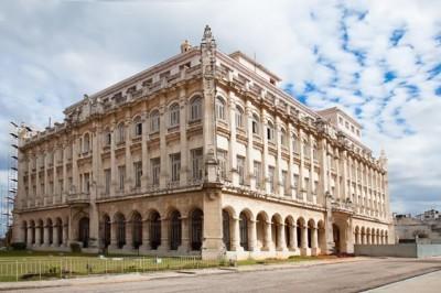 Προεδρικό μέγαρο στην Αβάνα, Κούβα