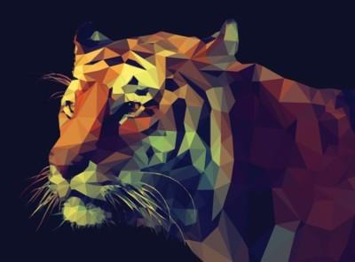 Poly Tiger, Ζώα, Image Gallery