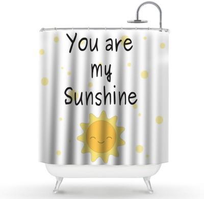 You are my sunshine Παιδικά Κουρτίνες μπάνιου 150 x 180 εκ.