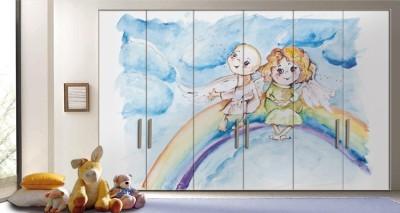 Μικροί άγγελοι, Παιδικά, Αυτοκόλλητα ντουλάπας