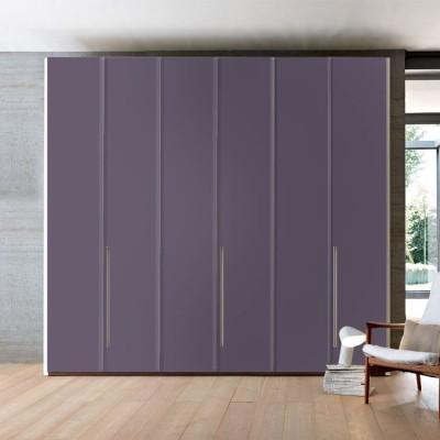 Bishop-Purple, Μονόχρωμα, Αυτοκόλλητα ντουλάπας