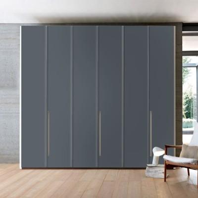 Blue-Grey, Μονόχρωμα, Αυτοκόλλητα ντουλάπας