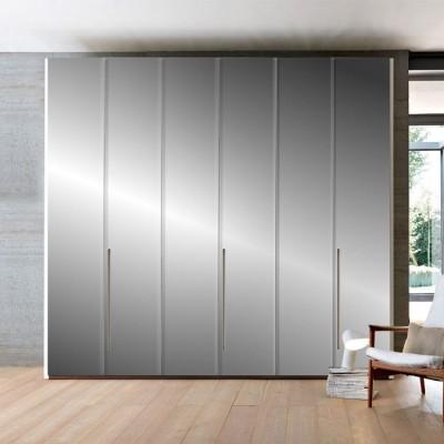 Silver, Μονόχρωμα, Αυτοκόλλητα ντουλάπας