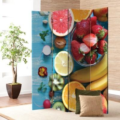 Φρέσκα Φρούτα, Φαγητό & Ποτό, Παραβάν