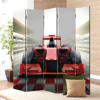 Formula1 Παιδικά Παραβάν 80 x 180 εκ. [Δίφυλλο]