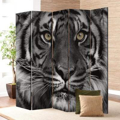 Τίγρης, Ζώα, Παραβάν