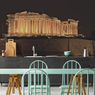 Παρθενώνας Ελλάδα Ταπετσαρίες Τοίχου 80 x 120 cm