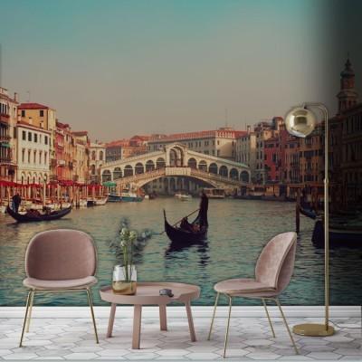 Πολύχρωμη Βενετία, Πόλεις - Ταξίδια, Ταπετσαρίες Τοίχου