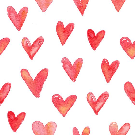 Αποτέλεσμα εικόνας για https://www.houseart.gr/  Καρδιές σε ακουαρέλα